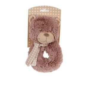 Baby Skallra björn Brun