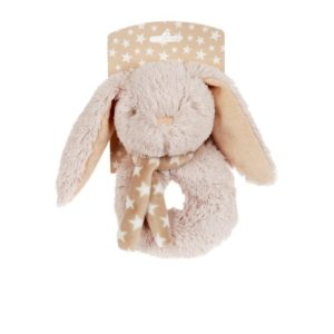 Baby Skallra kanin Beige