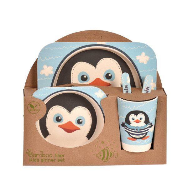 Barnset Pingvin Multi