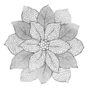 Blomma  Silver