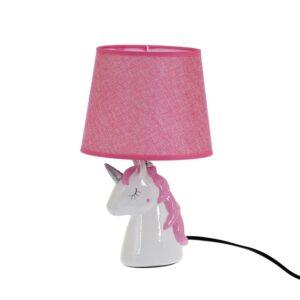 Bordslampa Enhörning Rosa