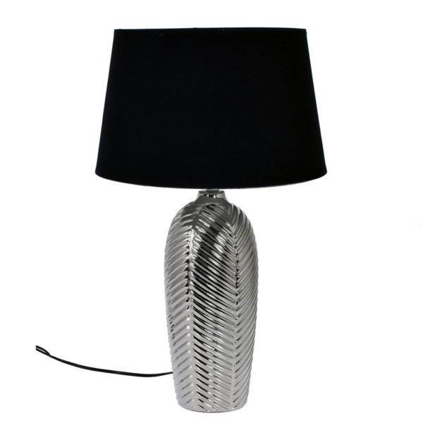 Bordslampa Erik Silver