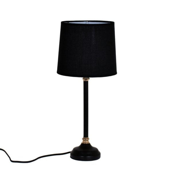 Bordslampa Hugo Svart/Mässing