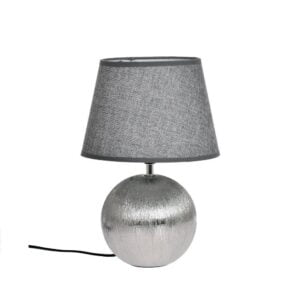 Bordslampa Jenny Silver