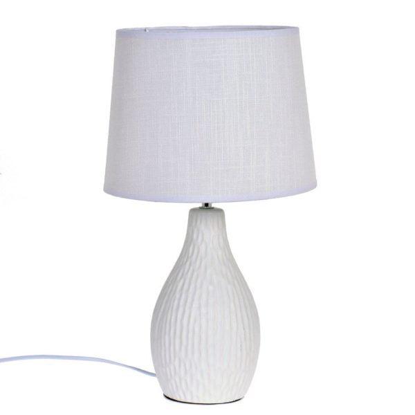 Bordslampa Oliver Matt vit