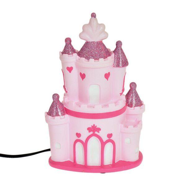 Bordslampa Slott led Rosa