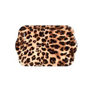Bricka Leopard Multi