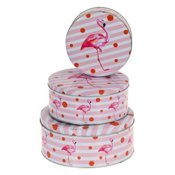 Burk Flamingo 3 set Rosa