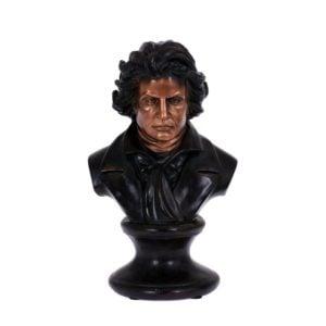 Dekoration Beethoven Svart