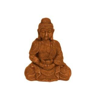 Dekoration Buddha Rost