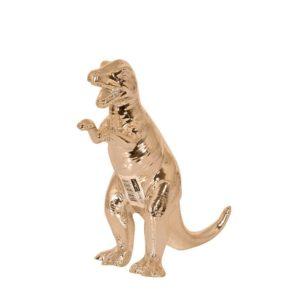 Dekoration Dinosaurie Guld
