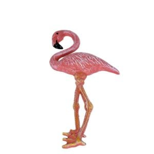Dekoration Flamingo Rosa