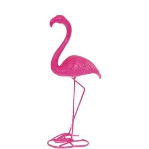 Dekoration Flamingo Rosa