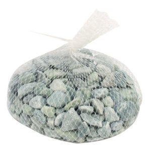 Dekorationssten Påse rå yta 750 gram Grå