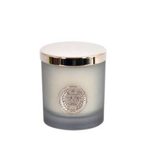 Doftljus White jasmine Ljusgrå