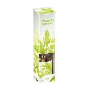 Doftpinnar Citrongräs Grön/Vit