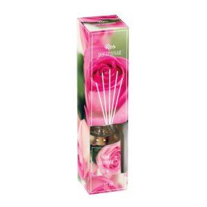 Doftpinnar Rosor Rosa/Vit