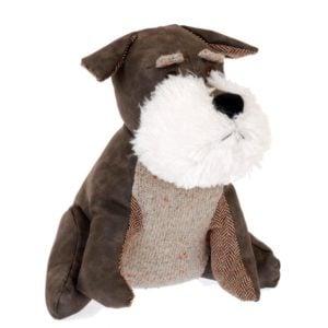 Dörrstopp Hund Grå
