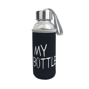 Flaska My bottle 300Ml Klar/Svart