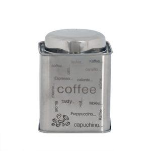 Förvaring Kaffe Silver