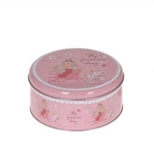 Förvaringsburk Pinkie Rosa