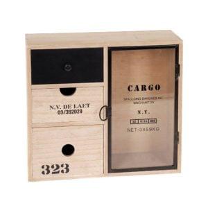 Förvaringslåda Cargo Natur