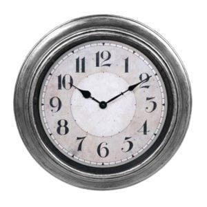 Klocka Falun Silver