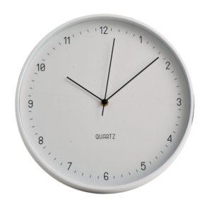 Klocka Fareham Vit