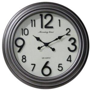 Klocka Florens Silver