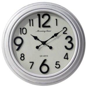 Klocka Florens Vit