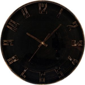 Klocka Kalmar Antikmässing