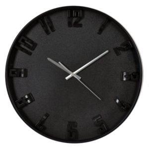 Klocka Kalmar Svart