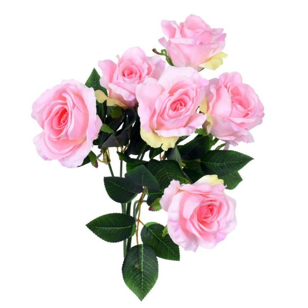 Konstväxt Bukett rosor Rosa