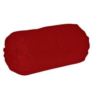 Kudde Cylinder Röd