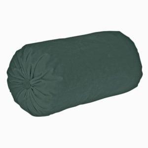 Kudde Cylinder Smaragdgrön