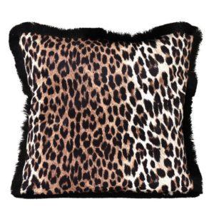 Kudde Leopard med frans Leopard