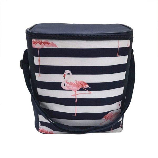 Kylväska Flamingo Blå