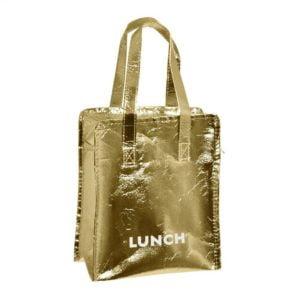 Kylväska Lunch Guld