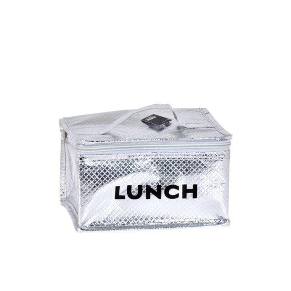 Kylväska Lunch Silver
