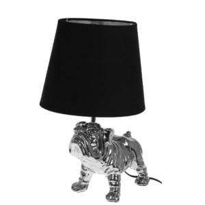 Lampa Bulldog Silver