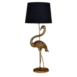 Lampa Flamingo Mässing