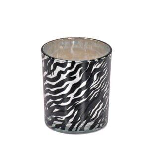 Ljus Zebra Svart