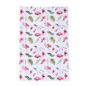 Löpare Flamingo Rosa