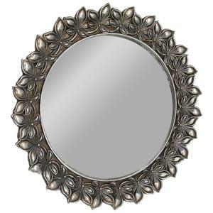 Spegel Viora Antiksilver