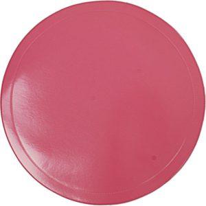 Tallriksunderlägg Basic Rosa