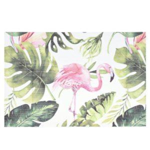 Tallriksunderlägg Flamingo Multi