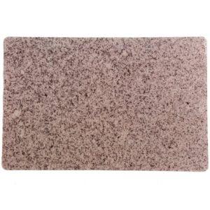 Tallriksunderlägg Granit Grå