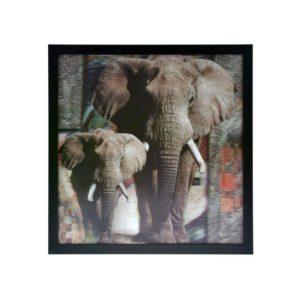 Tavla Elefant 3D Multi